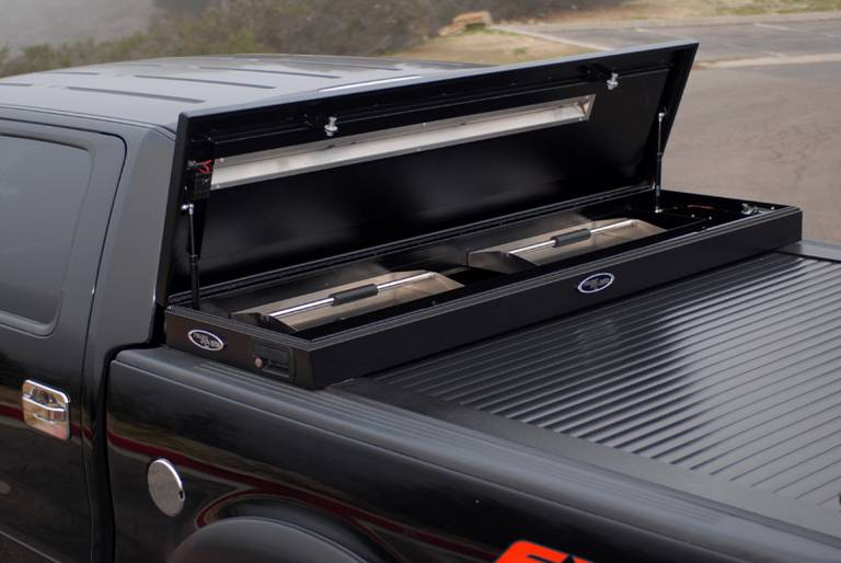 Truck Covers USA Toolbox Tonneau Cover #CR203toolbox - Chevrolet GMC ...