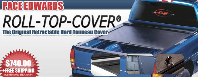 Paced Edwards Roll-Top-Cover