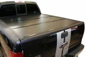 BAK - BAK BAKFlip HD #35100T - Chevrolet GMC Silverado 1500 Crew Cab with Cargo Tracks - Image 1