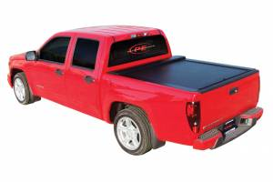 Pace Edwards - Pace Edwards Roll Top Cover #RC2077/5111 - Chevrolet GMC Silverado 1500 Crew Cab with Cargo Tracks - Image 1
