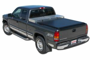 Agricover - Agricover Access Toolbox Cover #62289 - Chevrolet GMC Silverado Heavy Duty with or without Cargo Tracks - Image 1